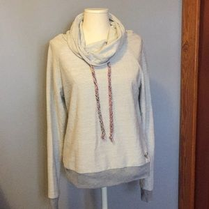 Roxy Cowl-neck Sweatshirt